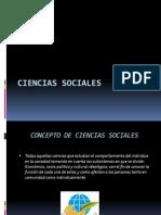 PRESENTACION CIENCIAS SOCIALES