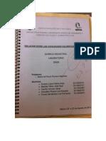 Practica 1 quimica industrial