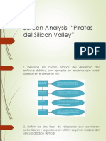 "Screen Analysis ""Piratas Del Silicon Valley"""