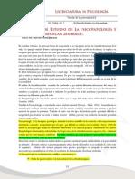 3.ElObjetoDeEstudioDeLaPsicopatologia