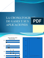 Cromatografia Gases 2014