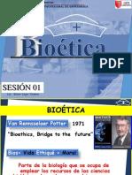 Sesión 01 Bio Conceptos Generales