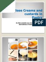Creams of Pastry