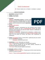 Direito Const. by a.c.o