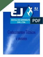 Conhecimentos Técnicos e Motores (Lido)