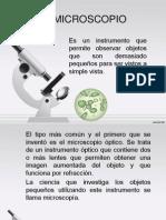 03 El Microscopio