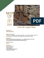 Curso de Lengua Maya