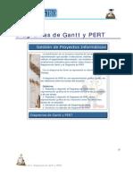 Diagrama Gant Pert