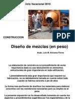 Expo Diseño Mezcla