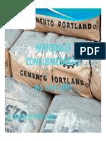 Conglo -El Cemento P. Diapositivas