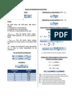 1) Formulario Perforación I