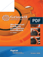GRINNELL Mechanical Products Installation Handbook