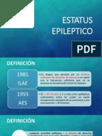 9. ESTATUS EPILEPTICO