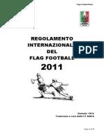 Ifaf Rulebook 2011 Ita_gennaio 2012