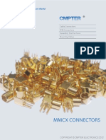 MMCX Connector Series