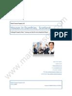 Houses in Dumfries Scotland