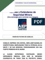 Std Seg Minera - Prueba ELA