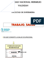 Salud Ocupacional 2014