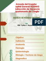 Nodulo Tiroideo Magis