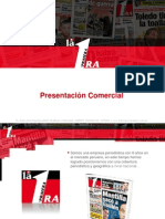 Brief Presentación Del Diario