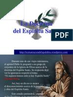 El Espc3adritu Santo