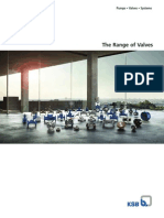 Valve Brochure-data (KLB.com)