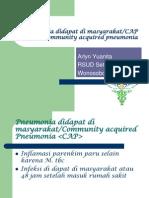 Kuliah IPD - Pneumonia