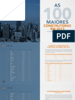 Ranking Construtoras 2014