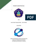 Perintah Terminal Pada Linux