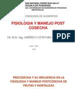 11. Fisiologia y Manejo Post Cosecha