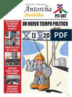 La Antorcha Nro. 17 Mayo 2014