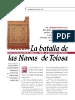 Resumen Las Navas de Tolosa