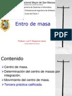 (Tema 9) Centro de Masa