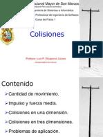 (Tema 10) Colisiones