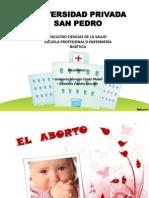 EL ABORTO (BIO+ëTICA)