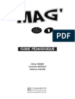 142066616 Guide Pedagogique Le Mag 1