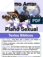 Como Amar Seu Conjugê No Plano Sexual