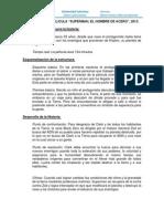 Analisis d Ela Pelicula
