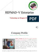 REFMAD-V Enterprise Ilocos Norte