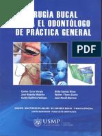 Cirugia Bucal Para El Odontologo de Practica General