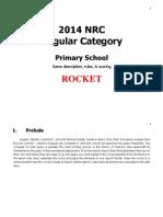 2014 NRC Regular Category - Primary