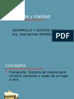 Vialidad y Transporte