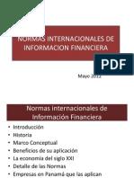 7-Historia de Las NIIFF