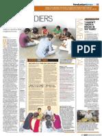Foot Soldiers - Hindustan Times (Mumbai)(2014/05/25)