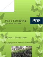 pick a something