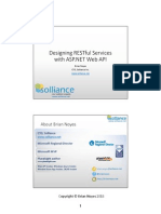 DesigningRESTfulServicesWithASP.NETWebAPI