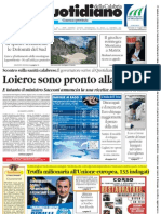 Truffa AllUE,133 Indagati Bernardo Francesco Lento Di Cerzeto (Cs)