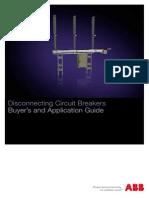DCB Disconnecting Circuit Breakers