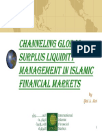 Channeling Global Surplus Liquidity Management in Islamic Financial Markets