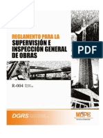 r 004 Supervision